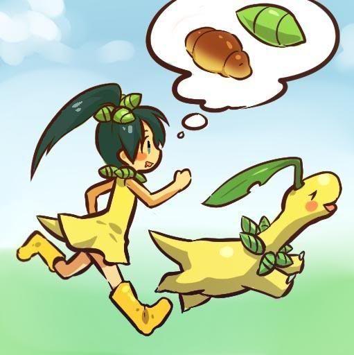 pokemon sprites and images Maki