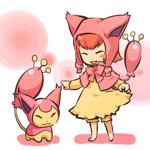 pokemon sprites and images Skitty