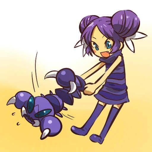 pokemon sprites and images Skorupi