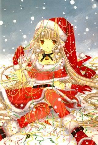 Élection du plus beau kit de Noël! Chobits-3
