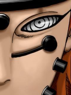 Apoyando al Hokage Durante la Mision (Pein vs Gaara) Rinnegan_Eye