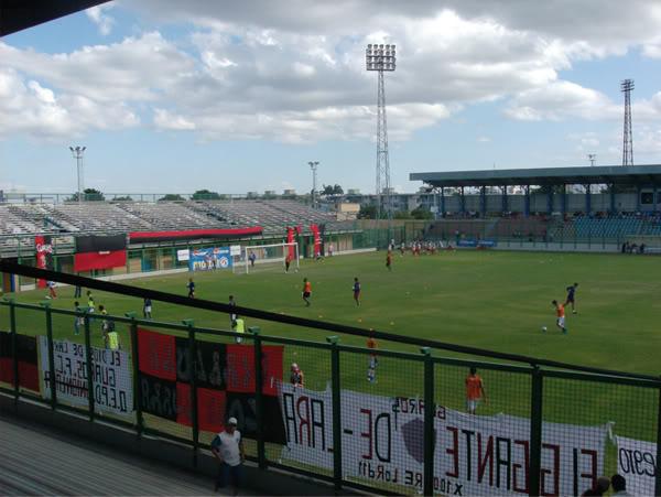 Barquisimeto | Estadio Farid Richa | 12.000 01