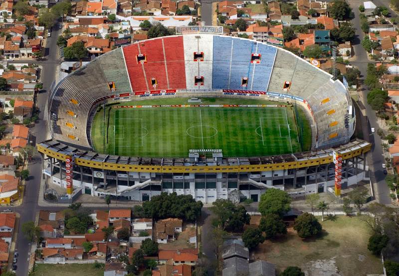 Estadio Defensores del Chaco 342