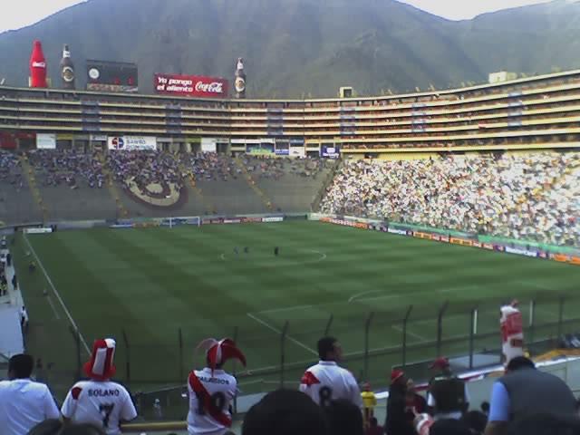 Estadio Monumental de Lima, Perú MonumentalLima