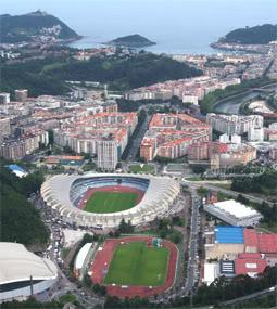 Estadio Anoeta, España Anoeta_diurna