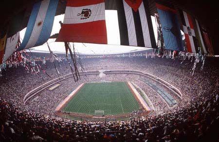 Estadio Azteca, Mexico Bbbbnn