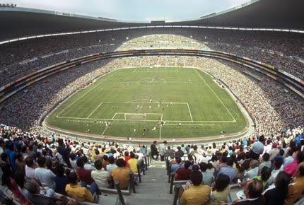 Estadio Azteca, Mexico Cccc