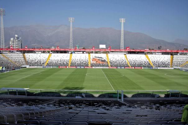 Estadio Monumental (Chile) Colo