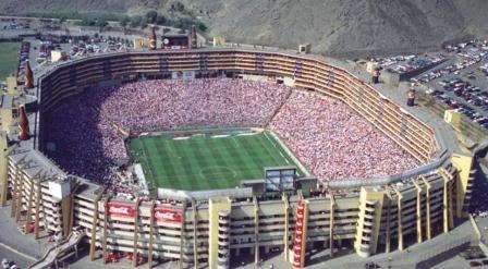 Estadio Monumental de Lima, Perú Monumental