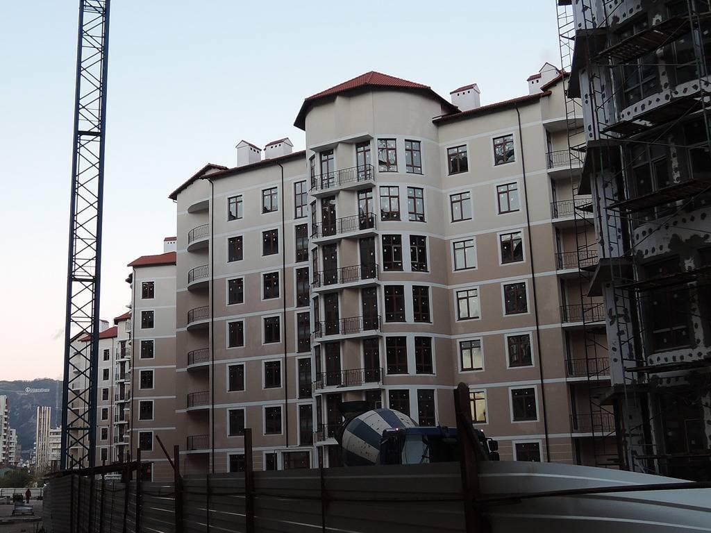 Фото со стройки - 1 очередь строительства - Страница 3 32