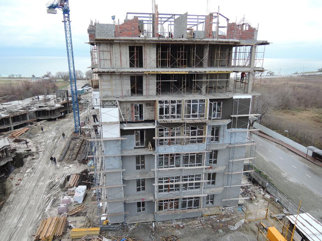 Фото со стройки - 1 очередь строительства - Страница 3 DSCN1069