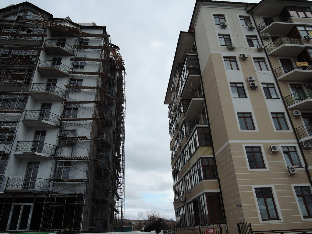Фото со стройки - 1 очередь строительства - Страница 3 DSCN1453
