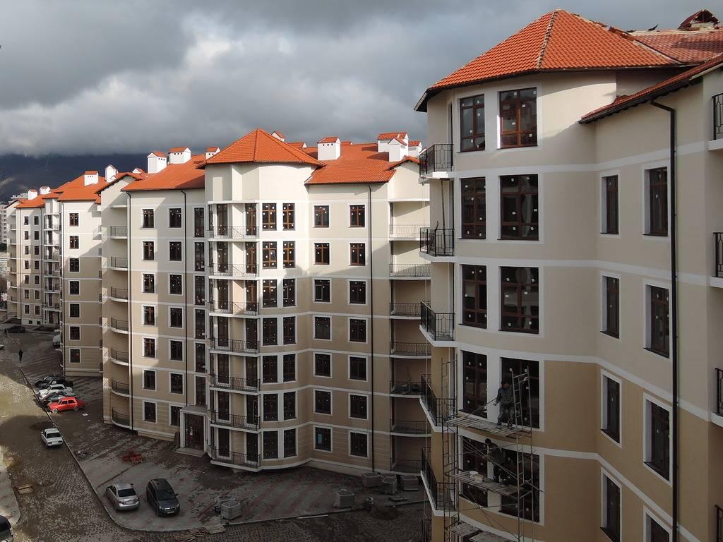 Фото со стройки - 1 очередь строительства - Страница 4 DSCN1501
