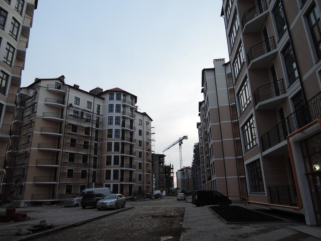 Фото со стройки - 1 очередь строительства - Страница 3 DSCN1580