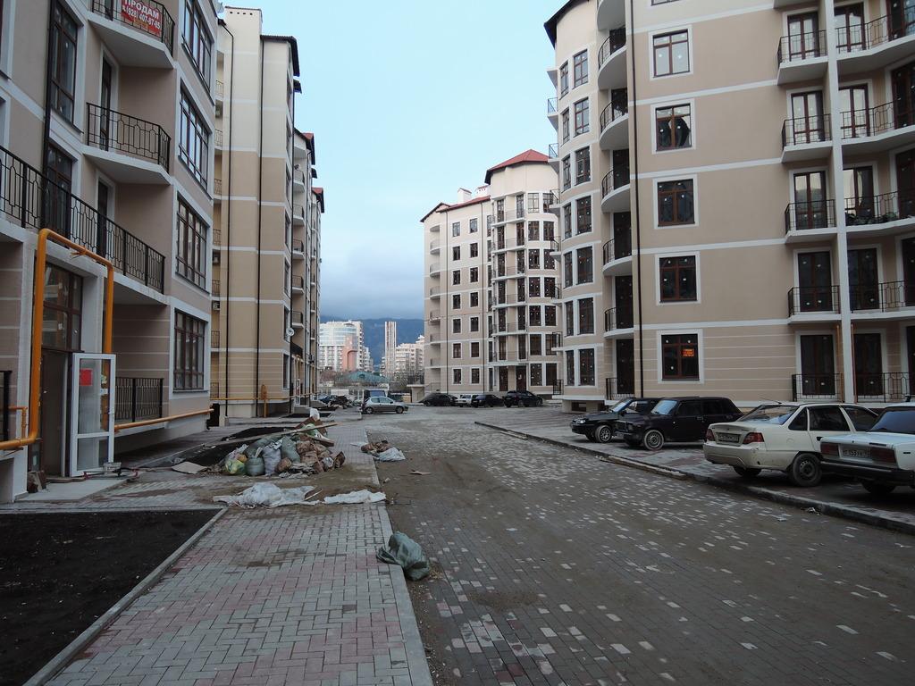 Фото со стройки - 1 очередь строительства - Страница 3 DSCN1582
