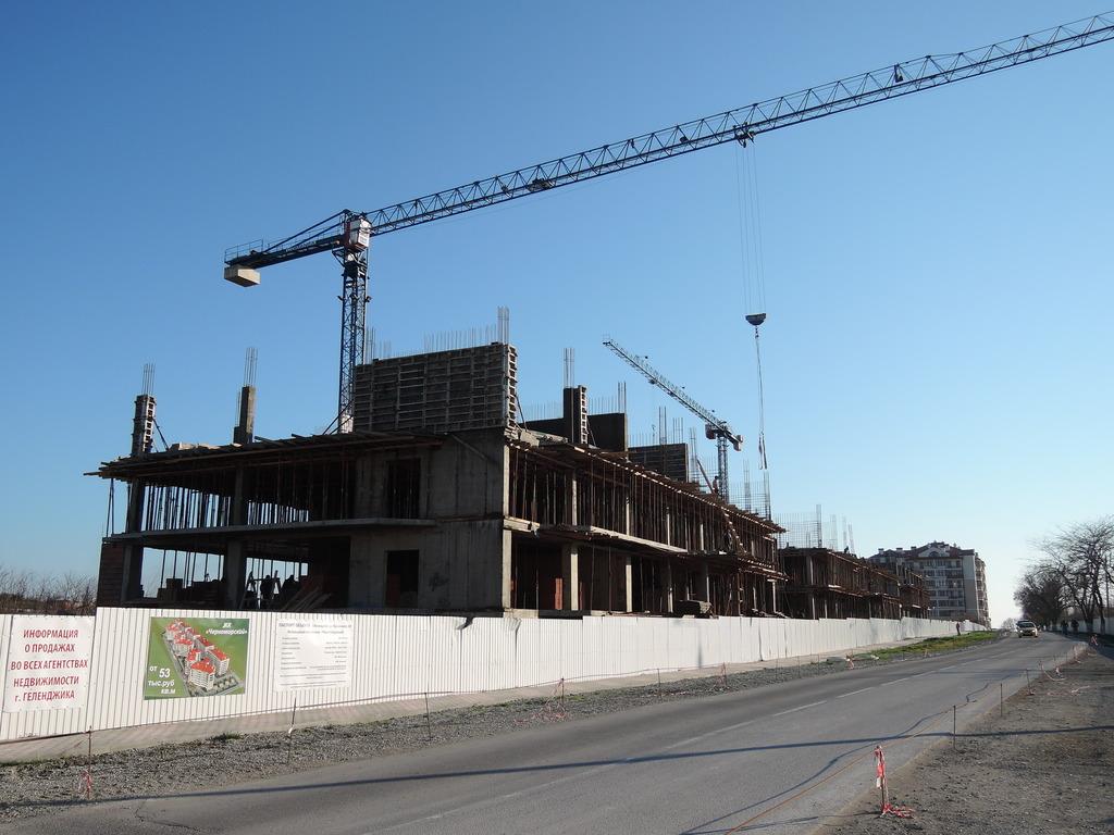 Фото со стройки - 1 очередь строительства DSCN5547