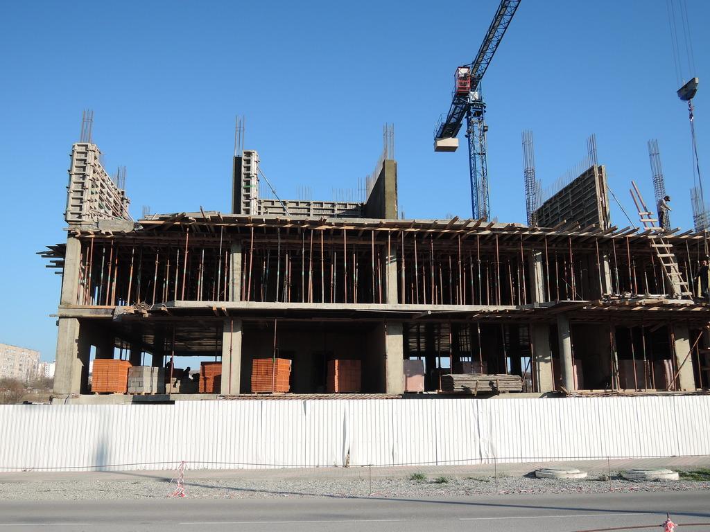 Фото со стройки - 1 очередь строительства DSCN5548