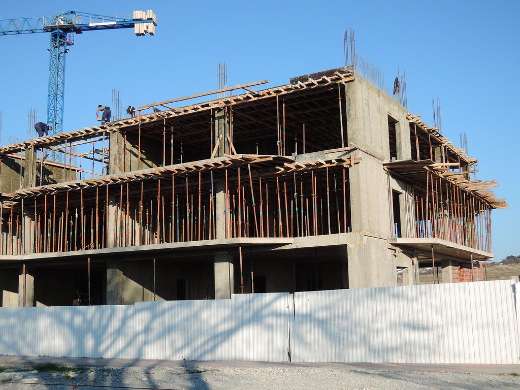 Фото со стройки - 1 очередь строительства DSCN5564
