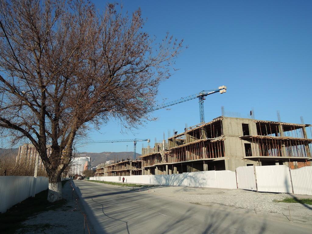 Фото со стройки - 1 очередь строительства DSCN5568