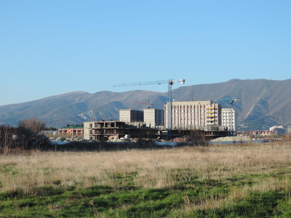 Фото со стройки - 1 очередь строительства DSCN5570