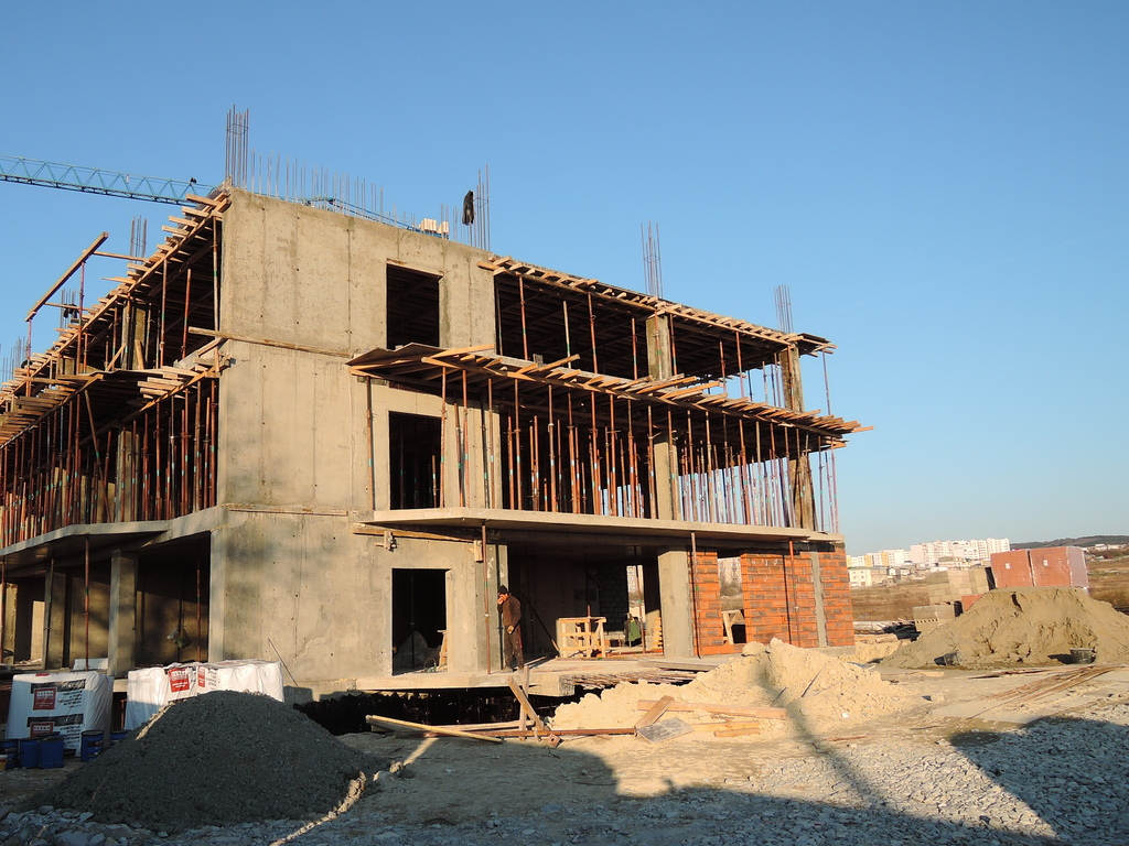 Фото со стройки - 1 очередь строительства DSCN5613