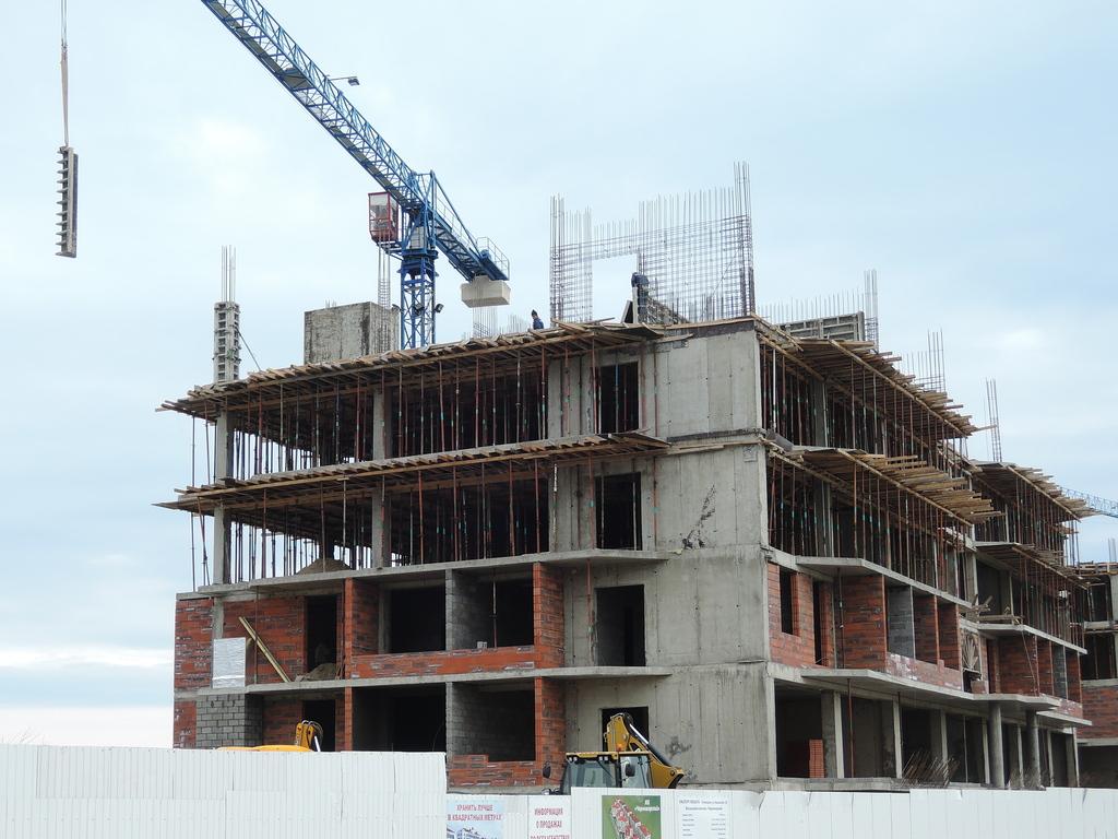 Фото со стройки - 1 очередь строительства DSCN5647