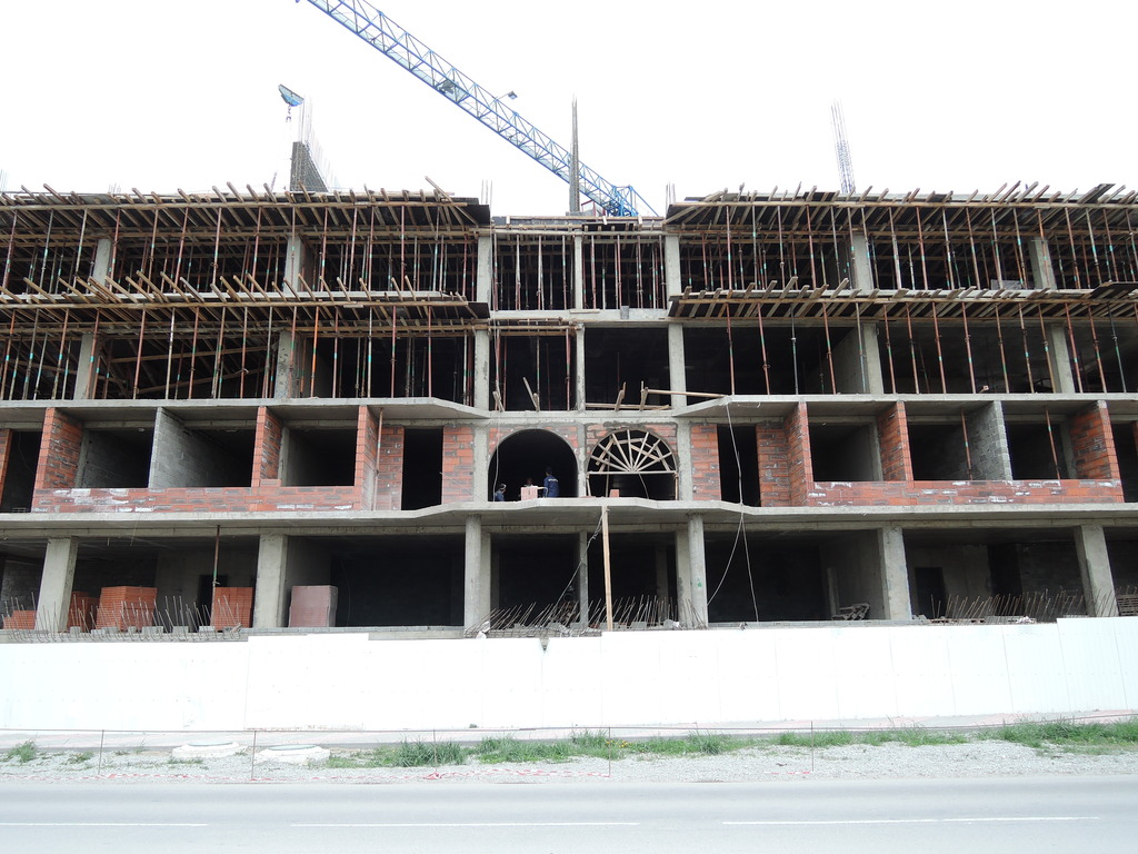 Фото со стройки - 1 очередь строительства DSCN5651