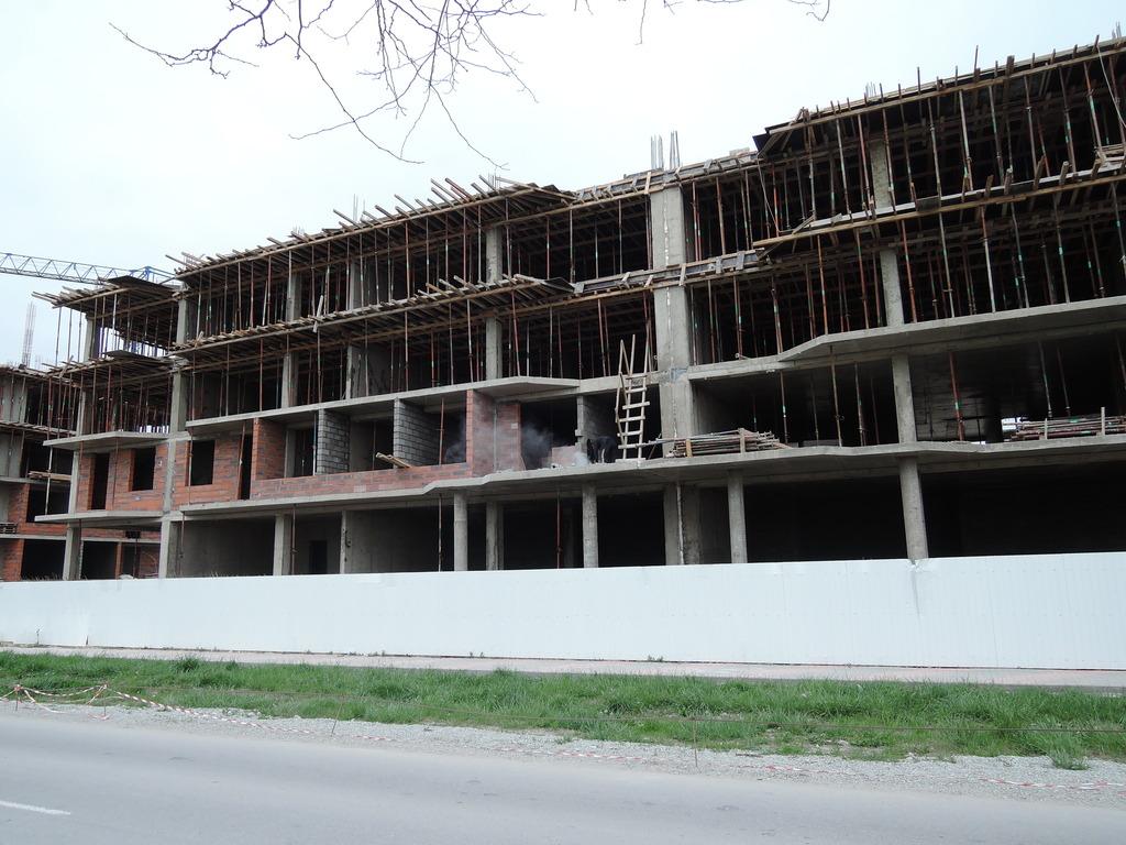 Фото со стройки - 1 очередь строительства DSCN5656