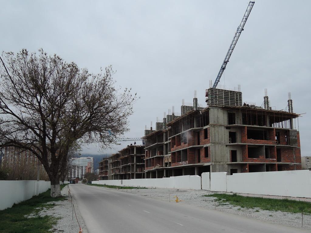 Фото со стройки - 1 очередь строительства DSCN5673