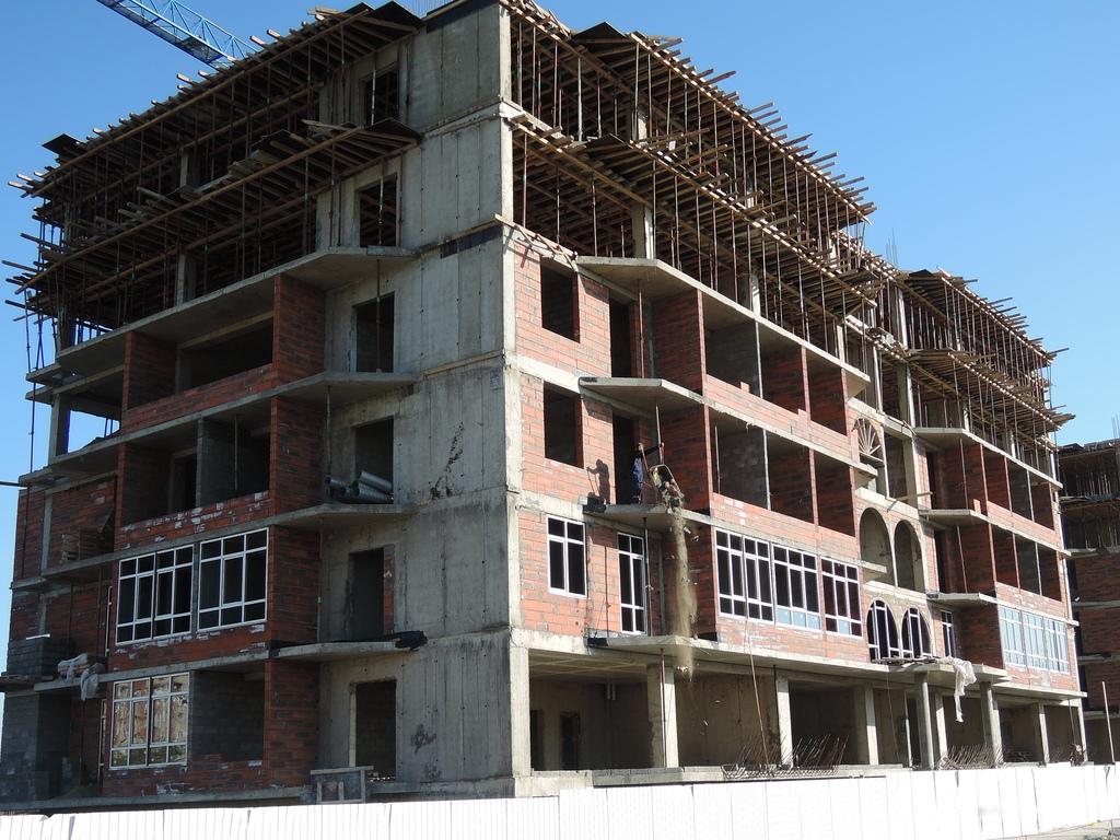 Фото со стройки - 1 очередь строительства DSCN5709