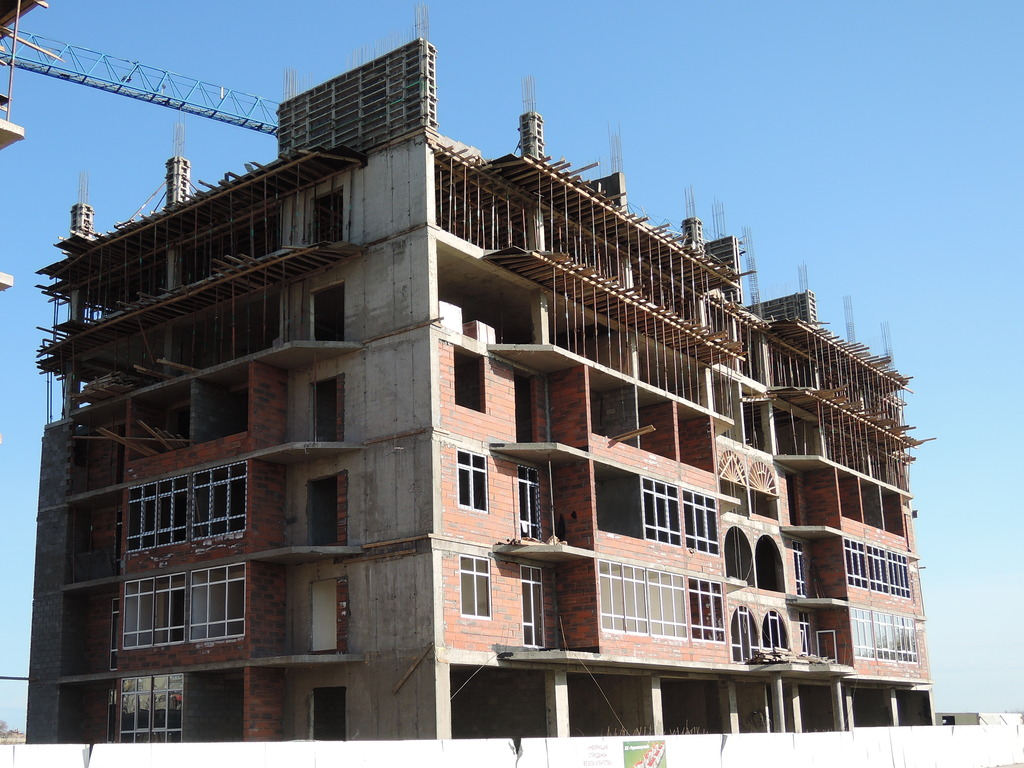 Фото со стройки - 1 очередь строительства DSCN5717