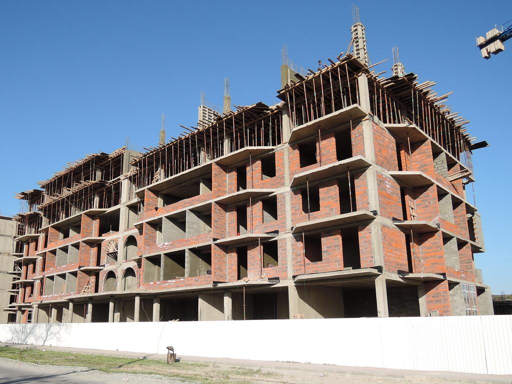 Фото со стройки - 1 очередь строительства DSCN5718