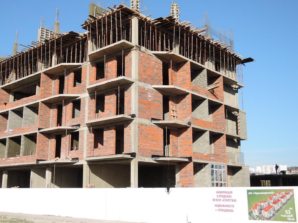 Фото со стройки - 1 очередь строительства DSCN5719