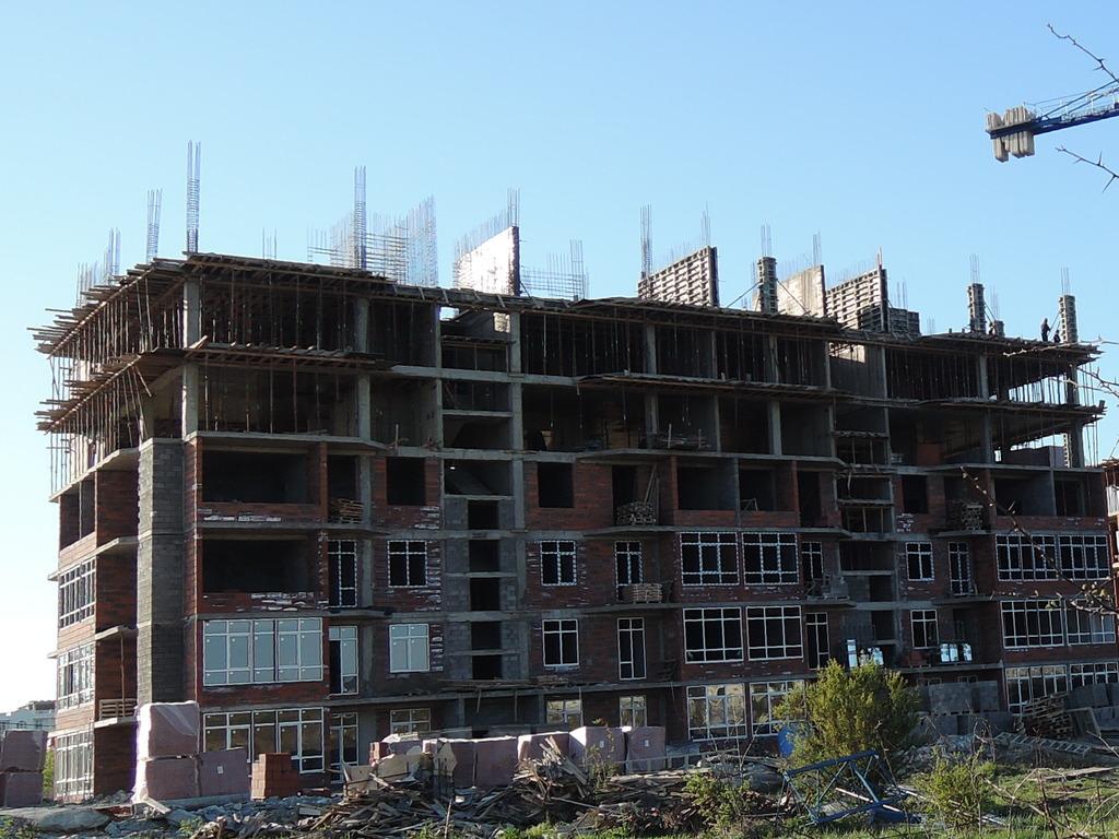 Фото со стройки - 1 очередь строительства DSCN5745