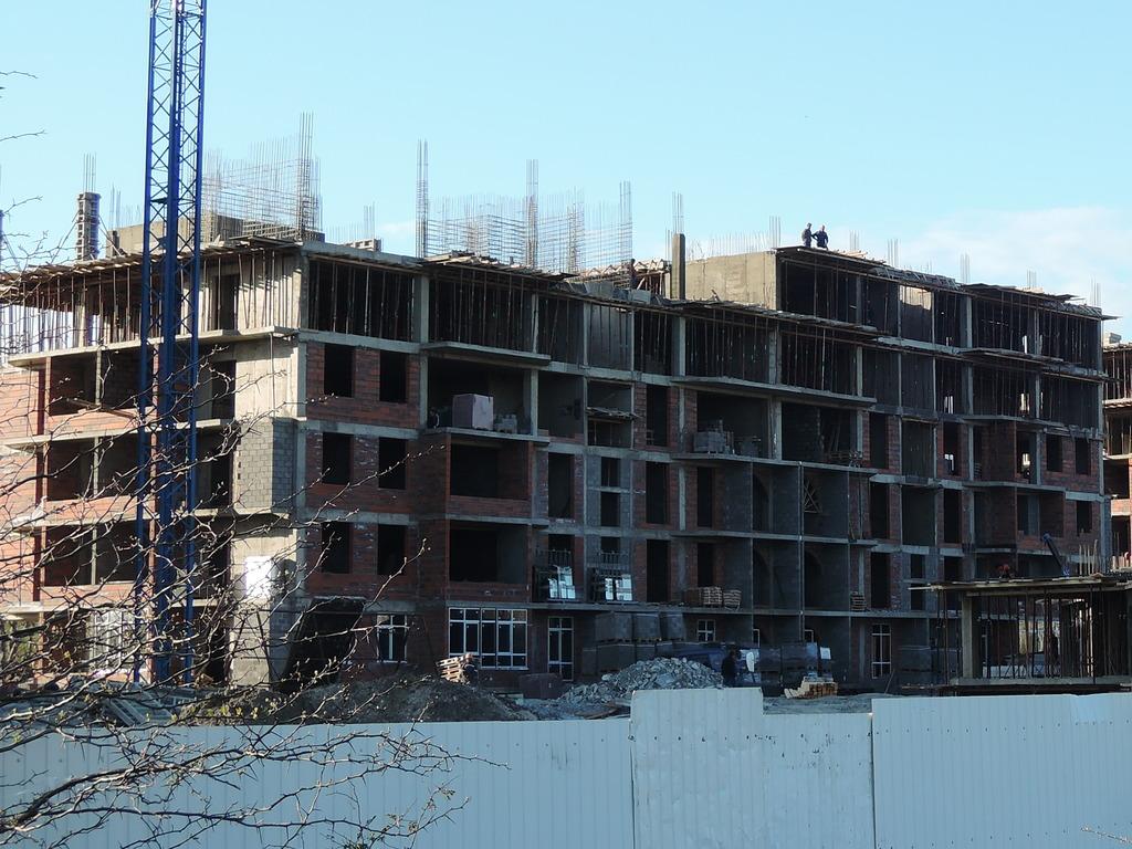 Фото со стройки - 1 очередь строительства DSCN5752