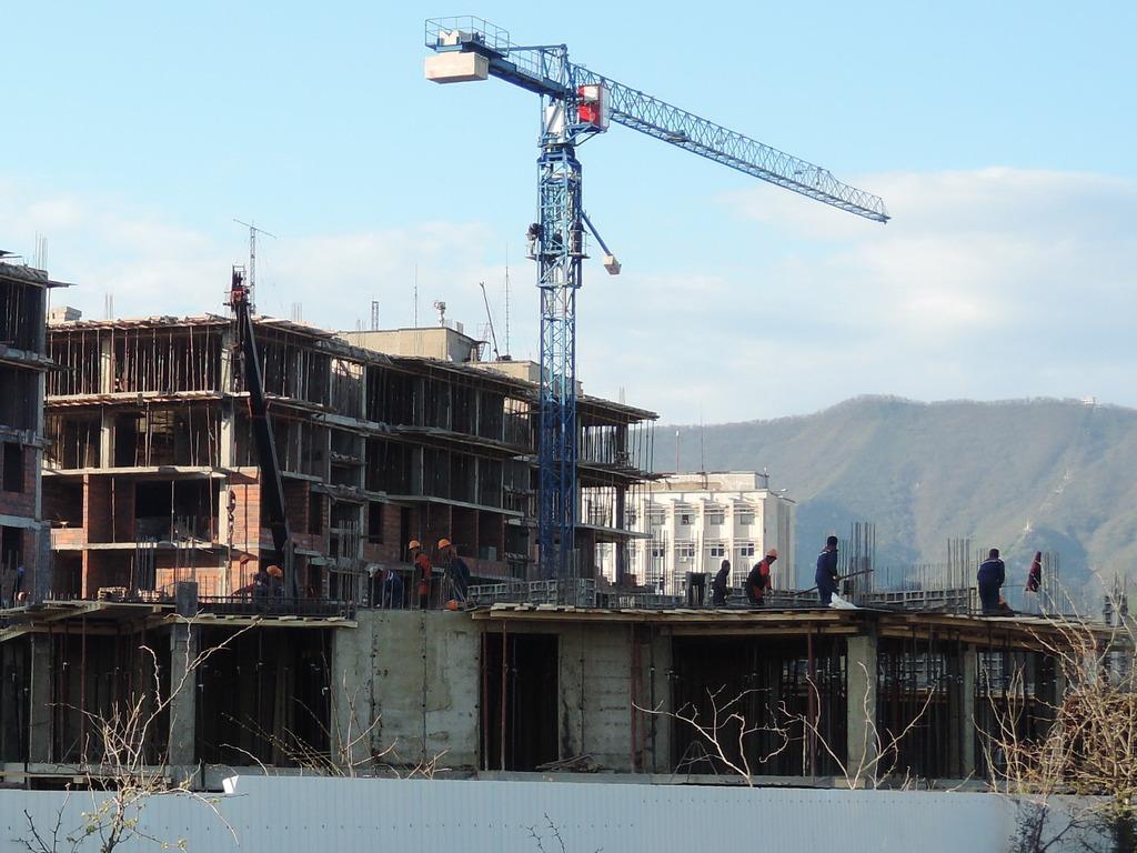 Фото со стройки - 1 очередь строительства DSCN5753