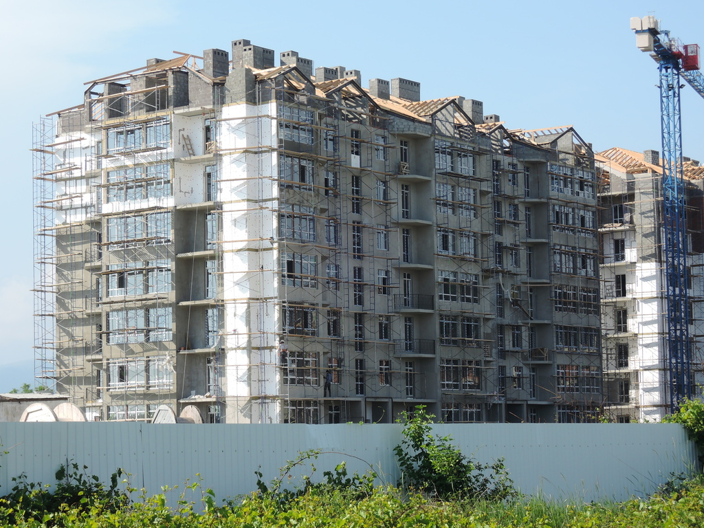 Фото со стройки - 1 очередь строительства DSCN6268