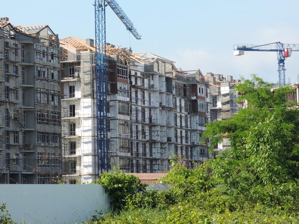 Фото со стройки - 1 очередь строительства DSCN6273