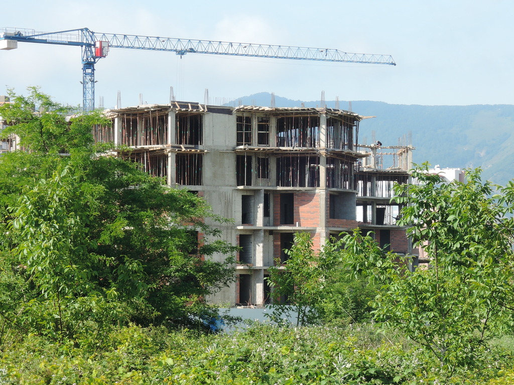 Фото со стройки - 1 очередь строительства DSCN6275