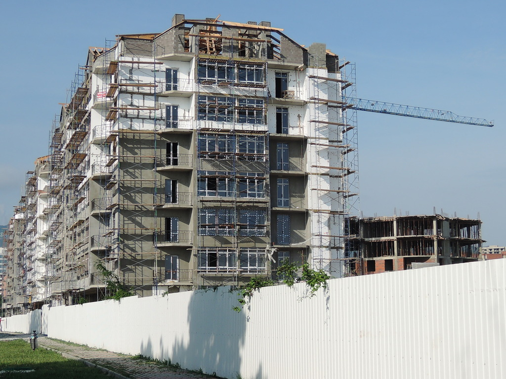 Фото со стройки - 1 очередь строительства DSCN6286