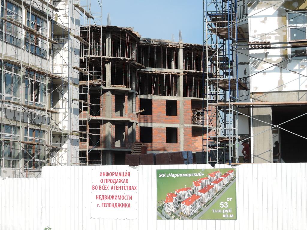 Фото со стройки - 1 очередь строительства DSCN6297