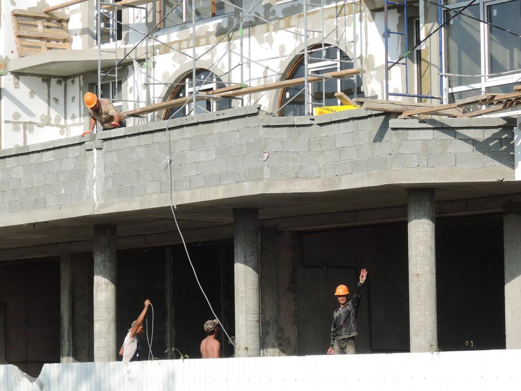 Фото со стройки - 1 очередь строительства DSCN6306