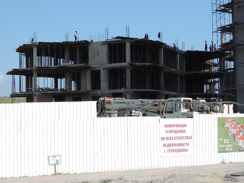Фото со стройки - 1 очередь строительства DSCN6318