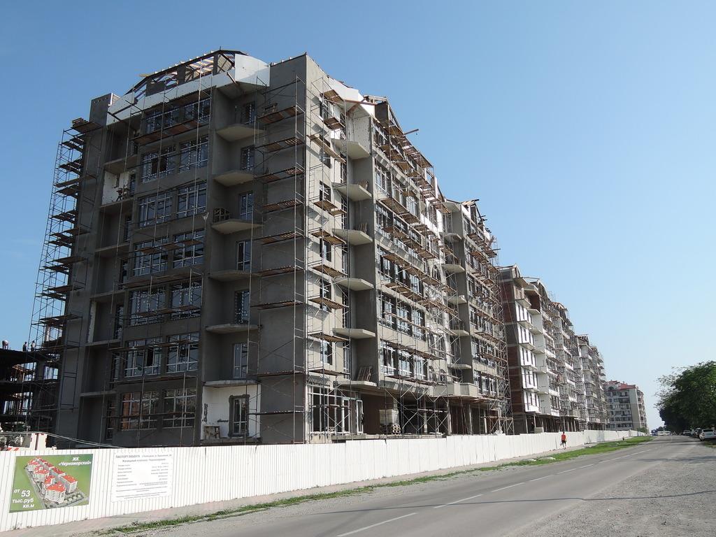 Фото со стройки - 1 очередь строительства DSCN6319