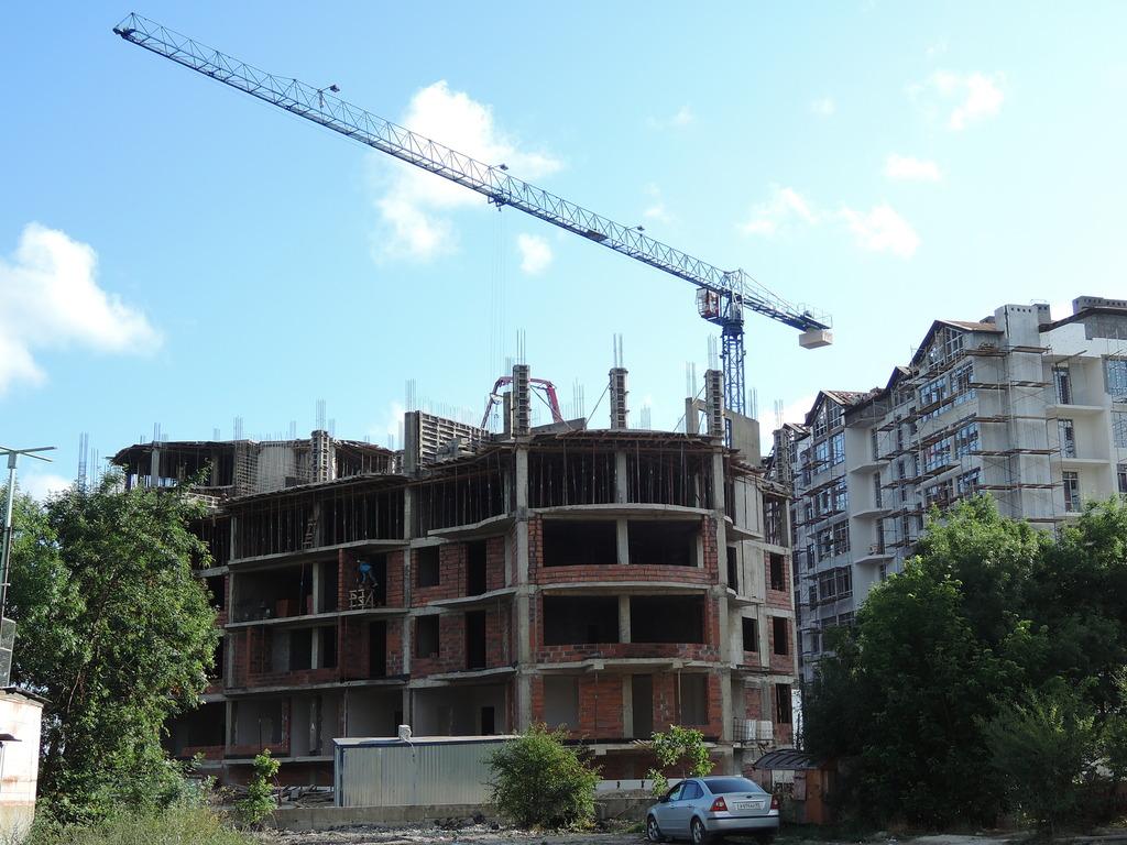 Фото со стройки - 1 очередь строительства DSCN6603