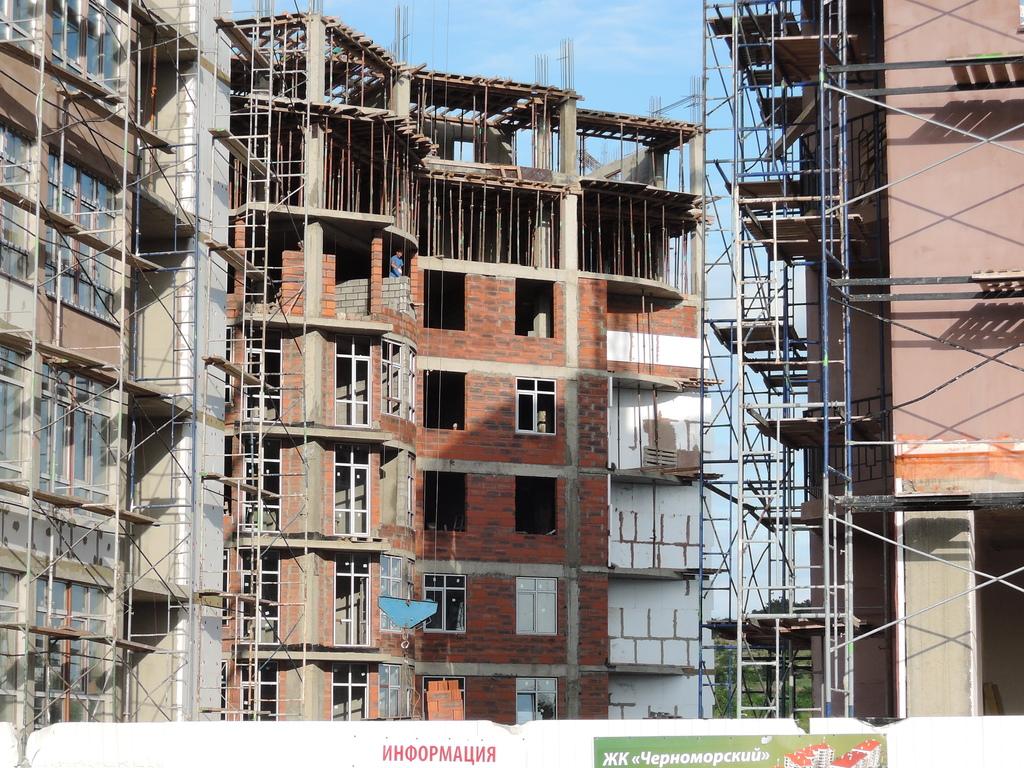 Фото со стройки - 1 очередь строительства DSCN6630