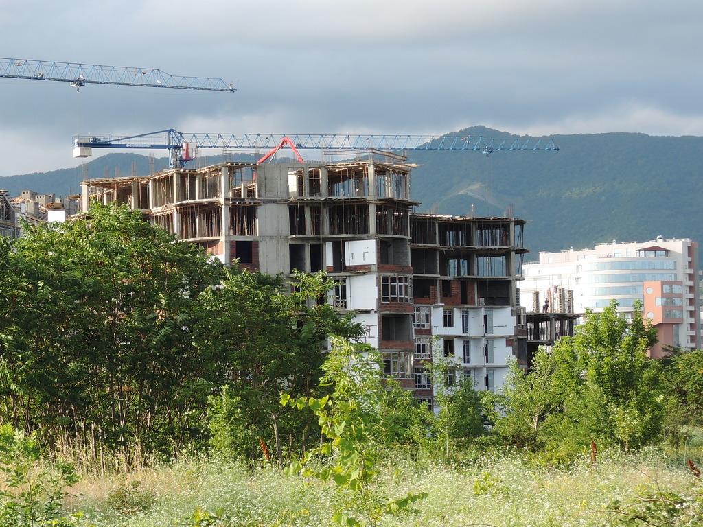 Фото со стройки - 1 очередь строительства DSCN6665