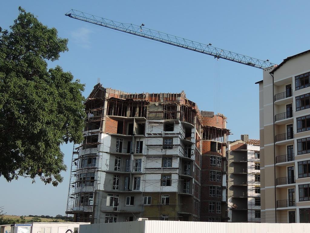 Фото со стройки - 1 очередь строительства - Страница 2 DSCN7790