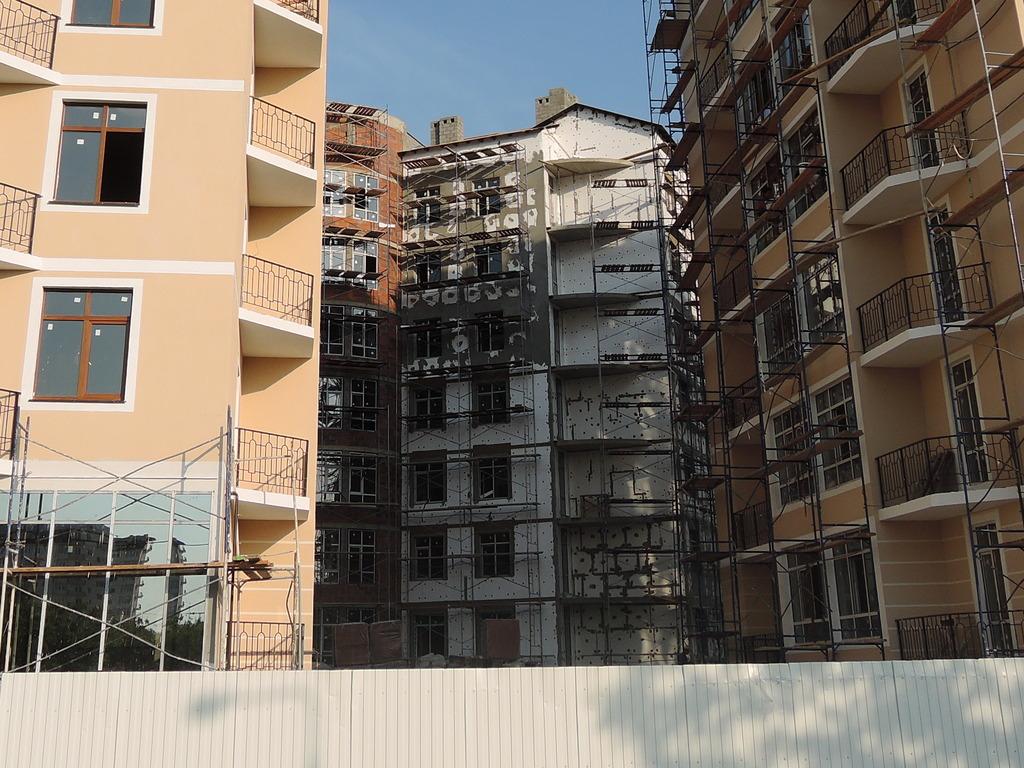 Фото со стройки - 1 очередь строительства DSCN7795
