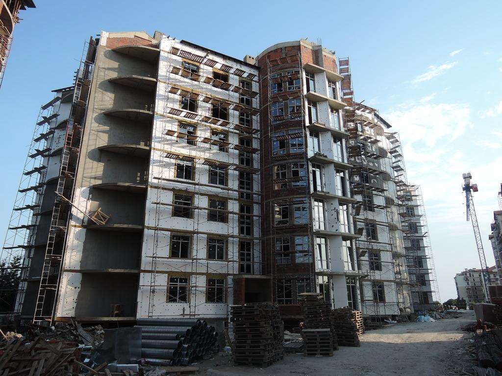 Фото со стройки - 1 очередь строительства DSCN7818